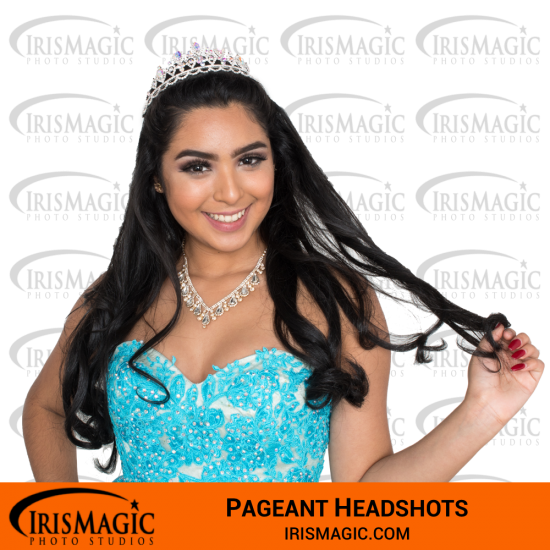 Headshots for Pageants